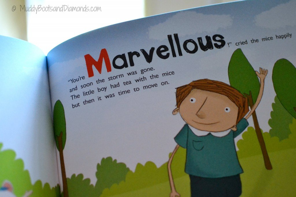 Wonderous World Book Marvellous