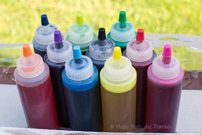 Tie Dye Projects via muddybootsanddiamonds.com