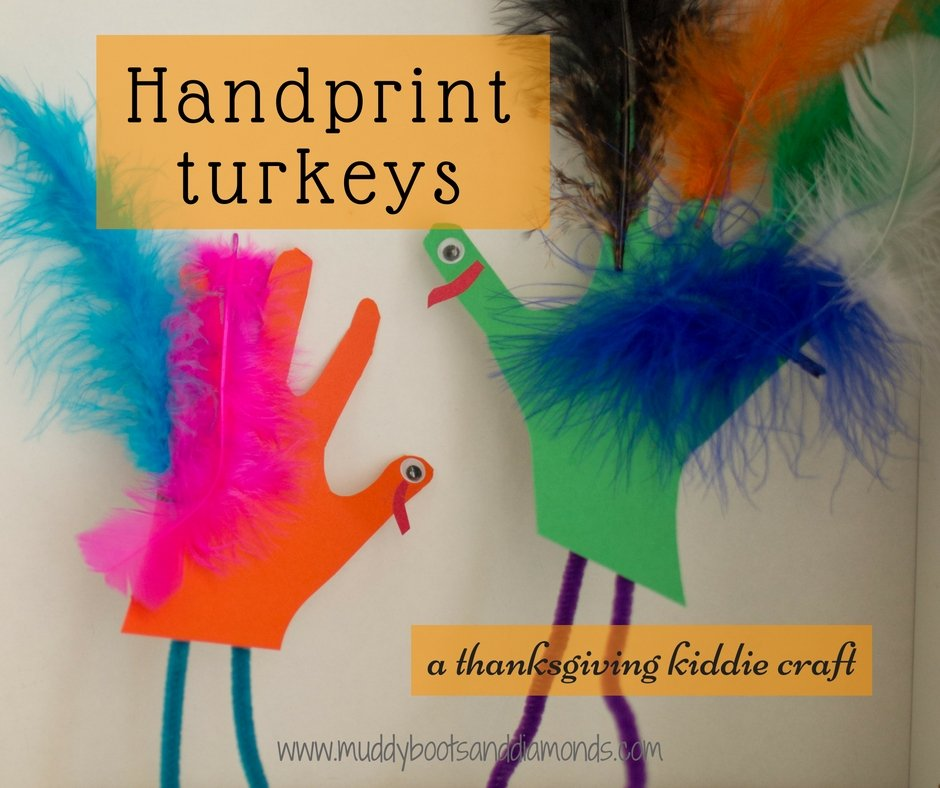 Thanksgiving Arts And Crafts For Preschoolers