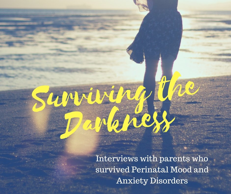 Travelling With Panic Disorder: Surviving The Darkness: Interviews With PMAD Survivors